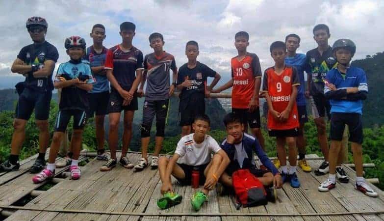 Meninos da Tailândia meditaram para sobreviver na caverna