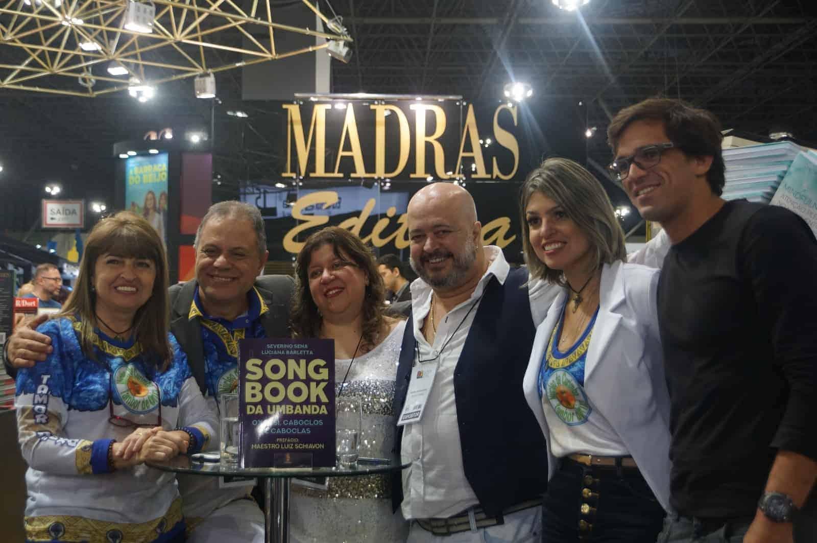 Bienal 2018 é sucesso de público e vendas. Madras Editora apostou em lançamentos