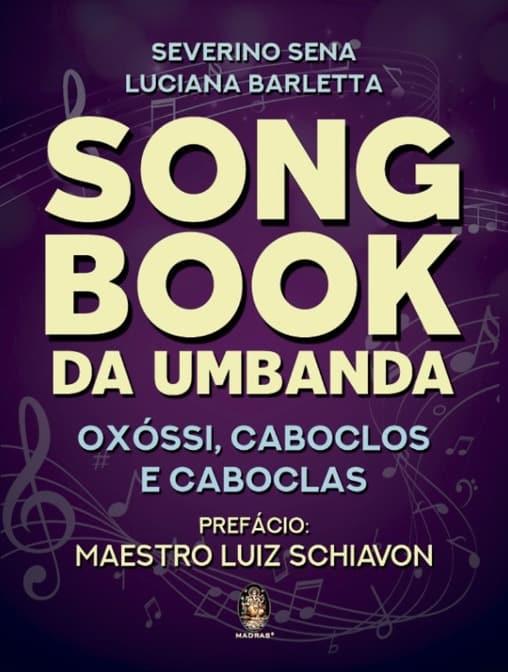 Song Book da Umbanda - Obra inédita